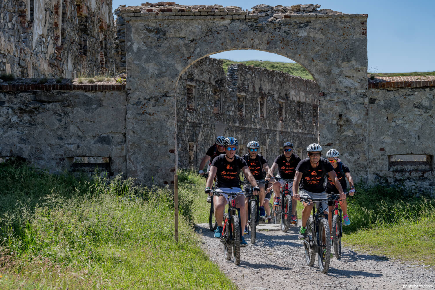 Itinerari in bicicletta Cicloturismo MTB Wonderful Outdoor Weekend sport e natura in provincia di cuneo ph©roberto croci
