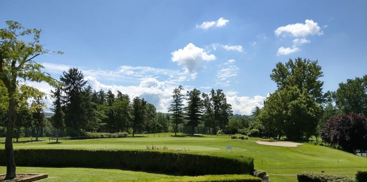 1 Campi da golf in provincia di Cuneo Cherasco