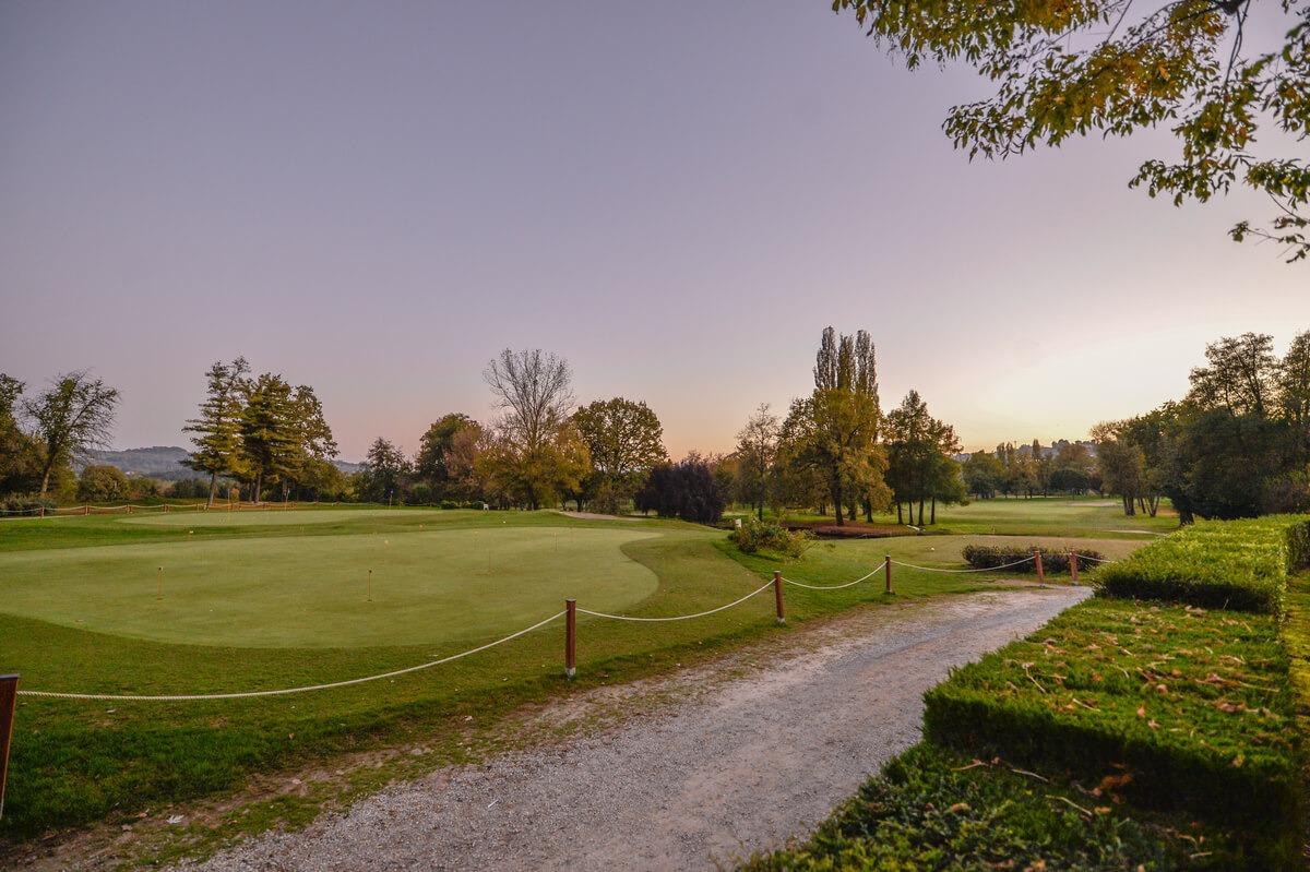 12 Campi da golf in provincia di Cuneo Cherasco