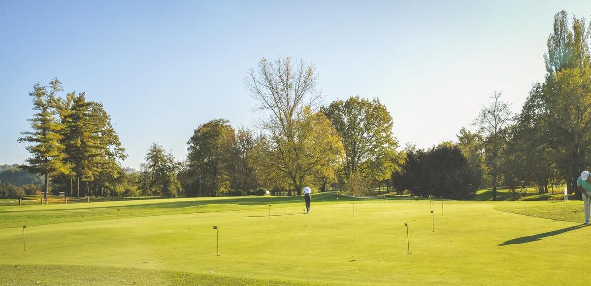 6 Campi da golf in provincia di Cuneo Cherasco